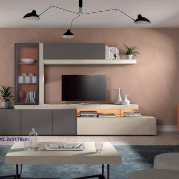 Salón moderno ficus